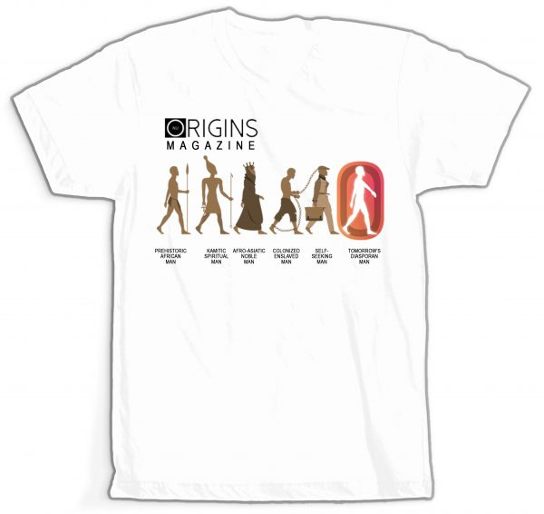 Nu origins t shirt